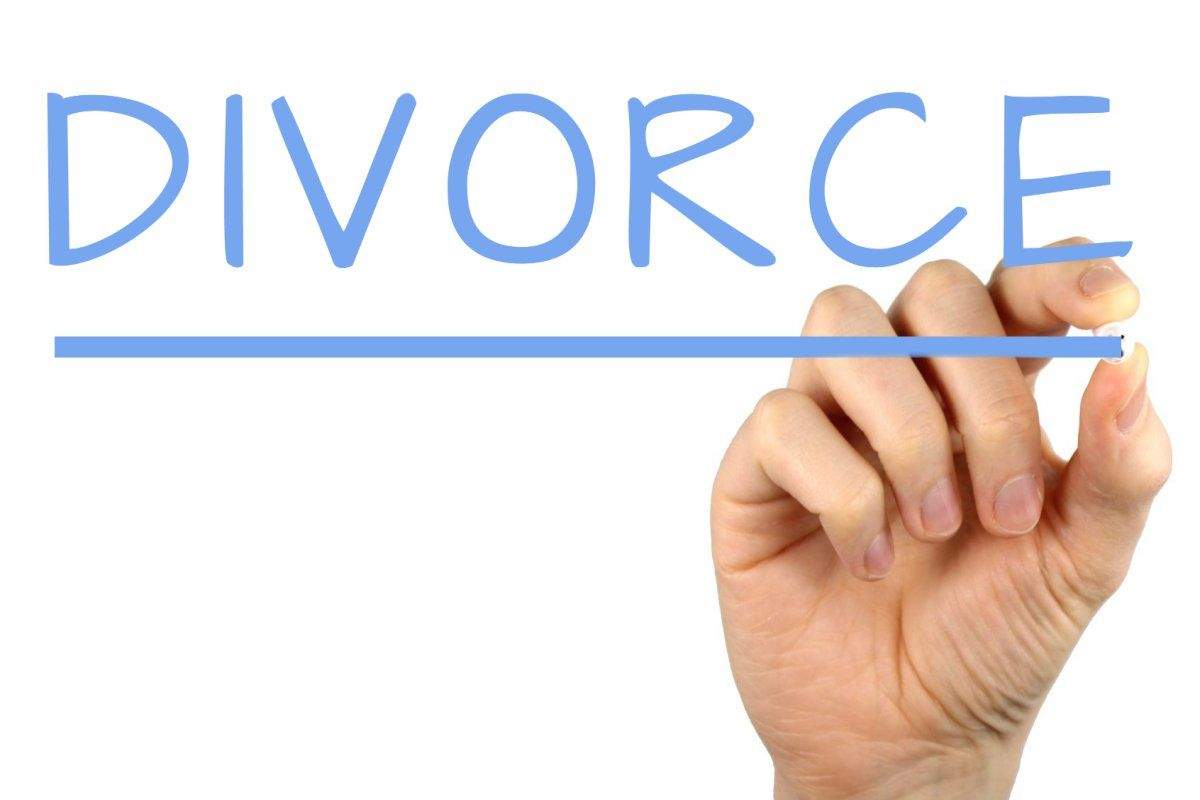 service of divorce petition uk