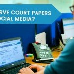 Can You Serve Court Papers Via Social Media In The UK?
