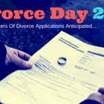 Divorce Day – 8th January 2018