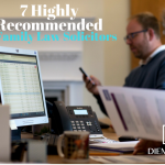 7 Highly Recommended Family Law Solicitors in the UK